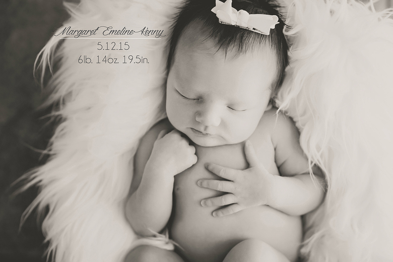 charlotte newborn photography session